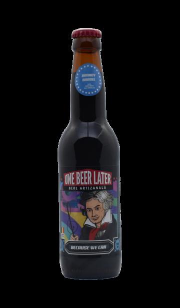 ONE BEER LATER - Brandy Barrel | Bere artizanala