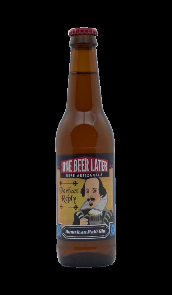 One Beer Later - Perfect Replay   Bere artizanala