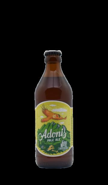 Zaganu - Adonis Pale Ale | Bere artizanala