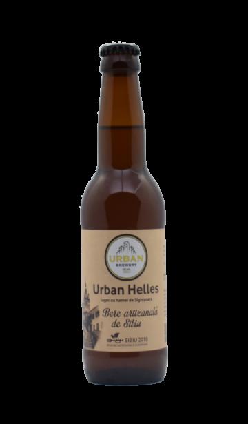 Urban Brewery - Urban Helles   Bere artizanala