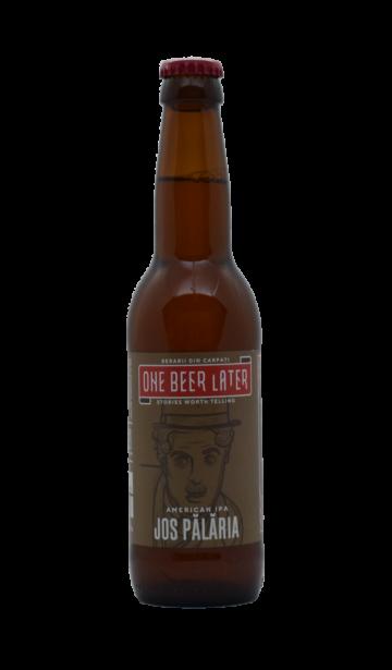 One Beer Later - Jos Palaria | Bere artizanala
