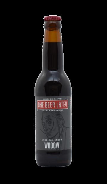 One Beer Later - Wooow | Bere artizanala