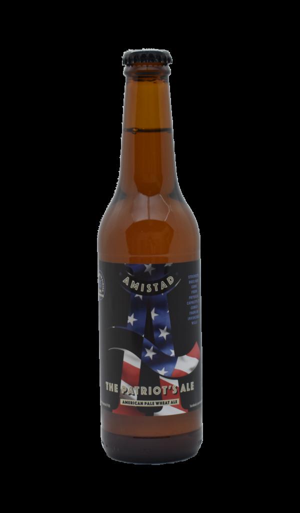 Amistad - The Patriot's Ale | Bere artizanala
